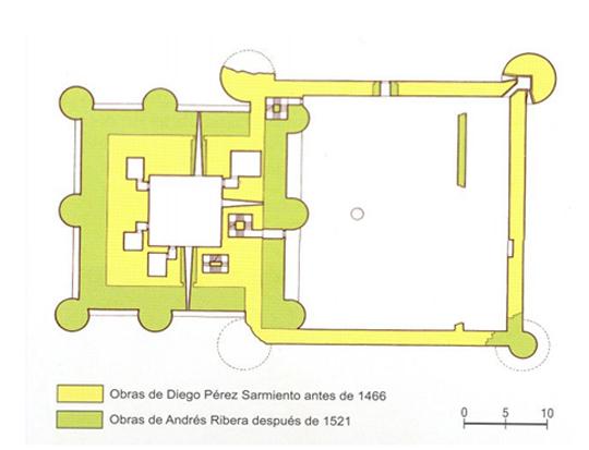 Plano Castillo