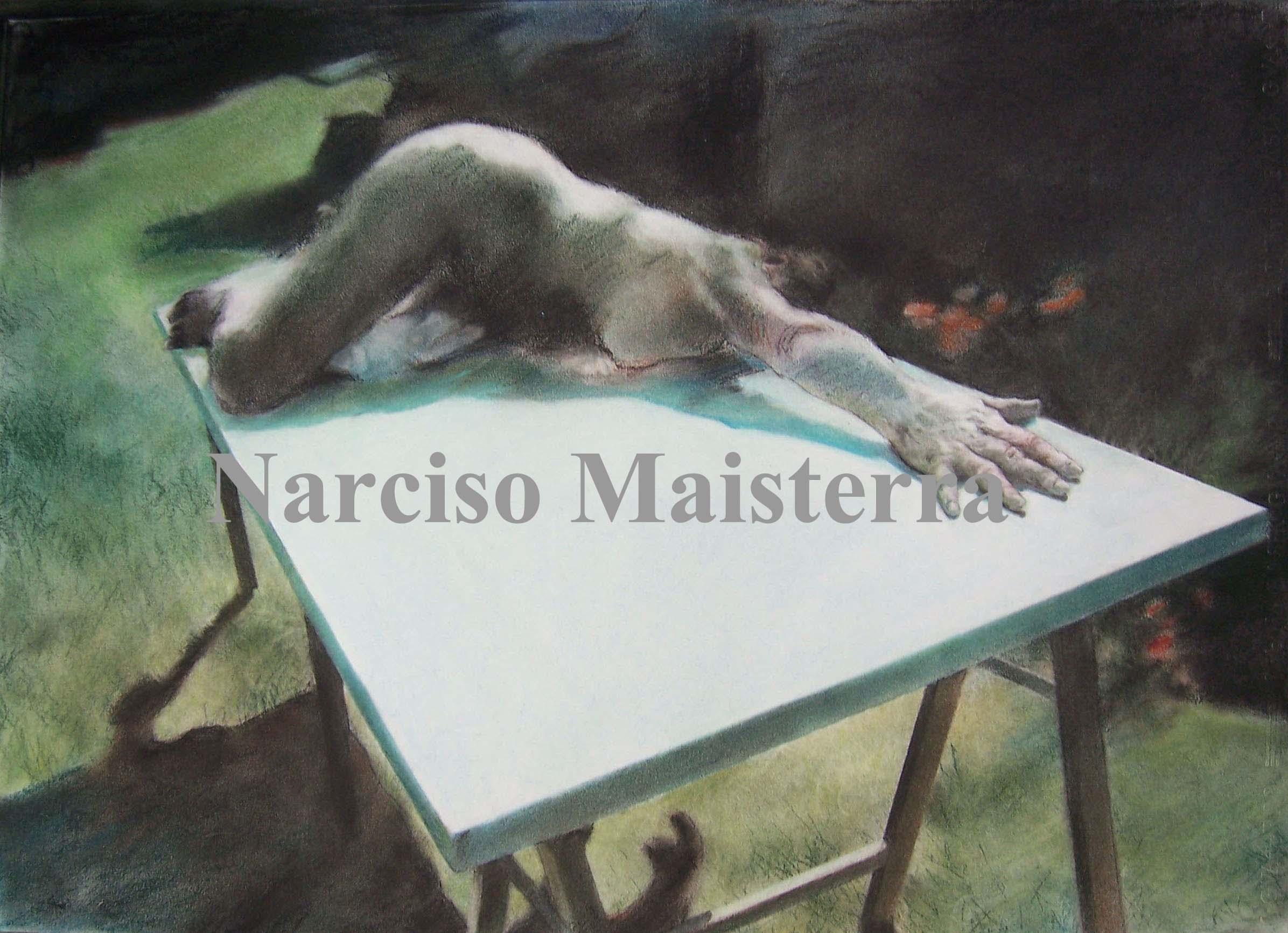 Narciso Maisterra, expone su Obra Pictórica, en la Galería Hillyert Art Space en Washington DC, USA.